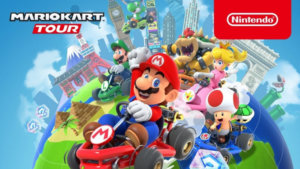 Mario Kart Tour for iPhone and iPad Gaining Multiplayer Mode on March 8