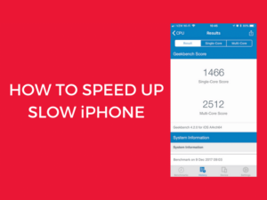 How to Speed Up a Slow iPhone