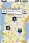 Google Latitude will soon Allow you to Track your Friends on the iPhone