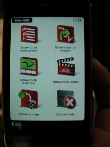 Sygic Demos Turn-by-Turn GPS iPhone App with Voice Navigation