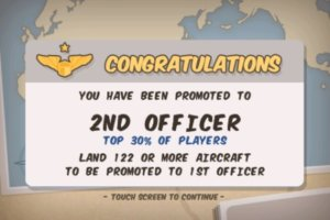 Flight Control 1.1: Addictive iPhone Game gets even Better