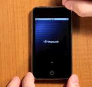 Streaming Music Service Rhapsody Might be Coming Soon to the iPhone