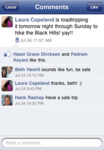 Facebook For iPhone Updated; Allows Users To Watch Videos, Write On Event Walls But No iOS 4 Compatibility, No iPad Support