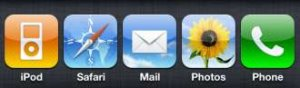 Five Icon Dock – Jailbreak App Adds Fifth Icon To iPhone Dock