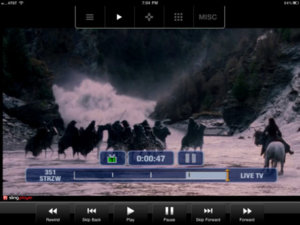 SlingPlayer Mobile for iPad Now Available In App Store