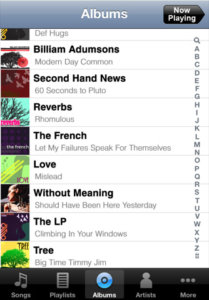 mSpot App Allows Users To Listen To Their iTunes Music In The Cloud