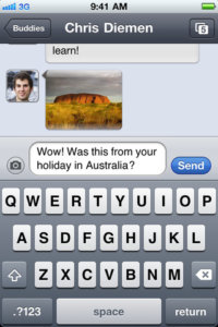 Verbs IM – Popular Instant Messaging App is Available For Free In The App Store, Just For Today