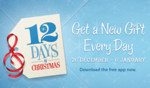 iTunes – 12 Days of Christmas App Offers Free Songs, Music Videos, Apps And Books From Today Until January 6th