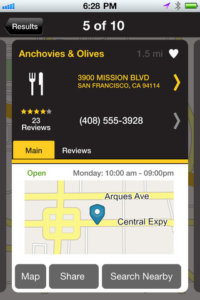 TeleNav Brings Scout – a Free Personalized Navigation Service to iPhone