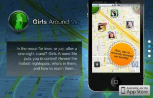 Girls Around Me – Creepy Geo-Location App Removed From The App Store After Foursquare Cuts Off API Access