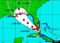 iPhone Apps To Track Hurricane Isaac
