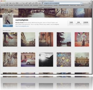 Instagram Rolling Out Profiles on the Web!