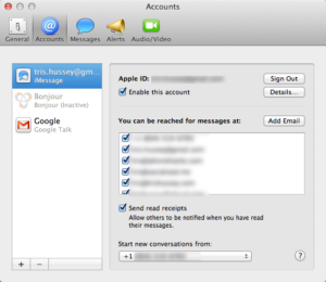 Getting Started with iMessage: Setting Up Devices