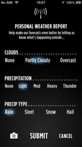 Track the rain in your area with Dark Sky [review]