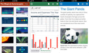 Microsoft releases Office Mobile for iPhone