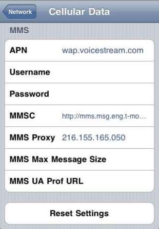 Hack to allow MMS on iPhone 2G
