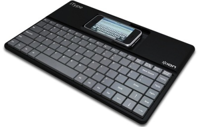 Ion introduces physical keyboard for iPhone