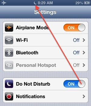 How To Make The Best Use Of Do Not Disturb Feature in iOS 6