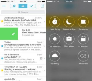 Mailbox adds support for iCloud Mail, Yahoo