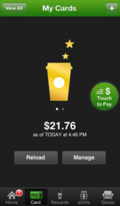 Starbucks admits its iPhone app stores passwords in clear text