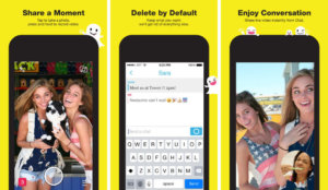 Snapchat update brings new 'Chat' text messaging and 'Here' video calling features [Updated: Available]