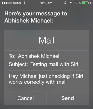 As the default email client for iOS, Mail handles most email tasks and plays nicely with Siri