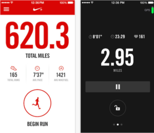 Nike+ Running app updated to support HealthKit integration and more