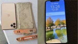 Taiwanese Man Recovers Working iPhone 11 Pro Max Dropped In Lake A Year Ago